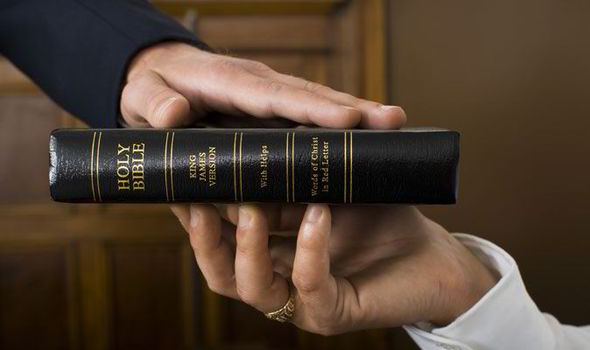 Religion in Courts