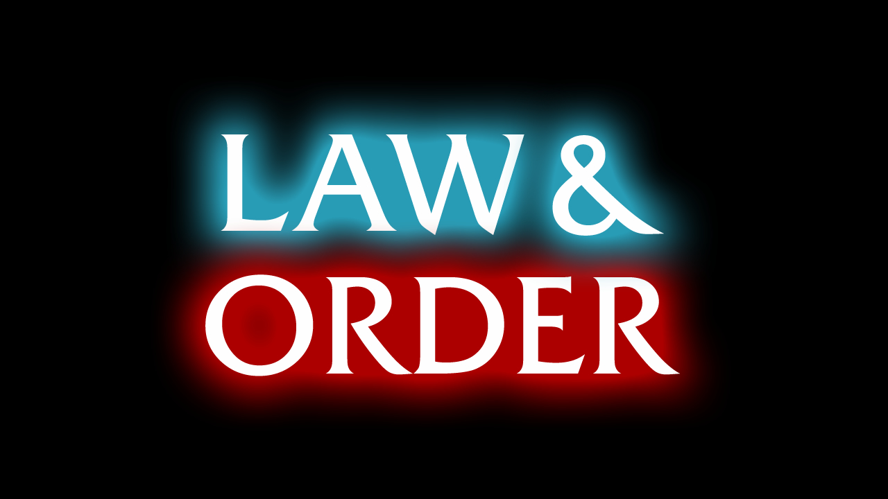 a history of law and order Synonym discussion of law  a man with much history but little law 6 a:  regulation implies prescription by authority in order to control an organization or.